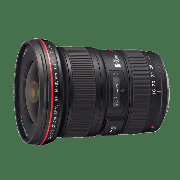 ให้เช่าเลนส์ Canon 16-35mm f/2.8L