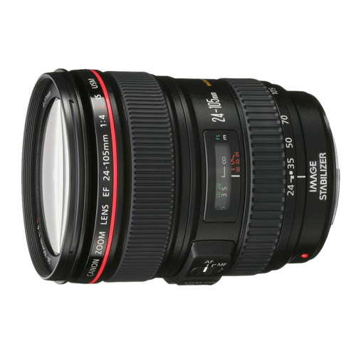 เลนส์ Canon 24-105 f/4L IS