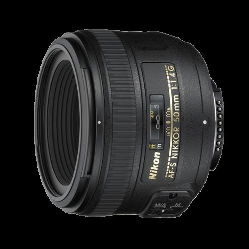 ให้เช่าเลนส์ Nikon 50mm f/1.4G