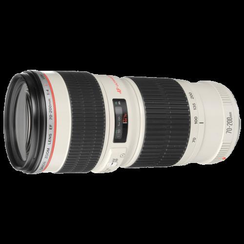 เลนส์ canon 70-200 f/4L