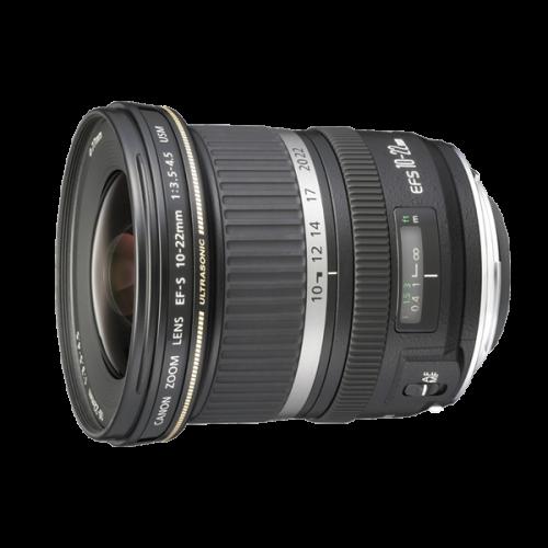 ให้เช่าเลนส์ Canon 10-22mm