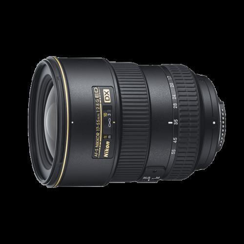 ให้เช่าเลนส์ Nikon AF-S DX 17-55mm f/2.8G IF-ED