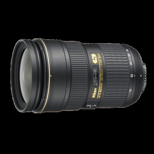 ให้เช่า Nikon 24-70mm f/2.8G Nano