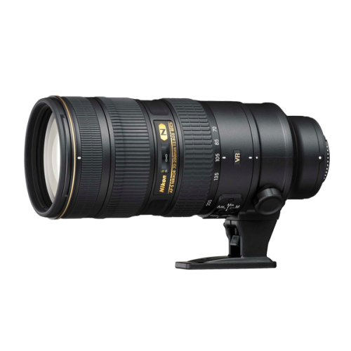 ให้เช่าเลนส์ Nikon AF-S 70-200mm f/2.8G VR II Nano