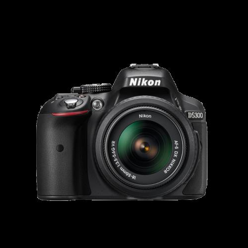 ให้เช่า-กล้อง-Nikon-D5300-+-เลนส์-18-55-VR