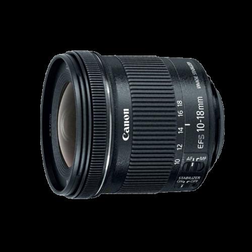 ให้เช่าเลนส์ Canon 10-18mm