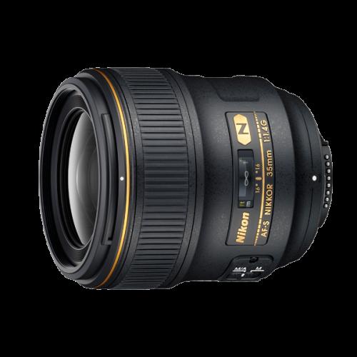 ให้เช่าเลนส์ Nikon 35 1.4G Nano