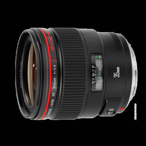 เลนส์ Canon 35 mm 1.4L USM