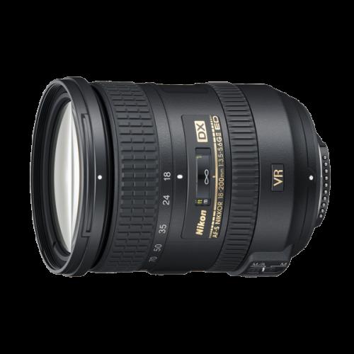 เช่าเลนส์ Nikon 18-200 VR II