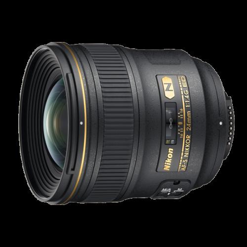 เช่าเลนส์ Nikon 24mm f/1.4G Nano