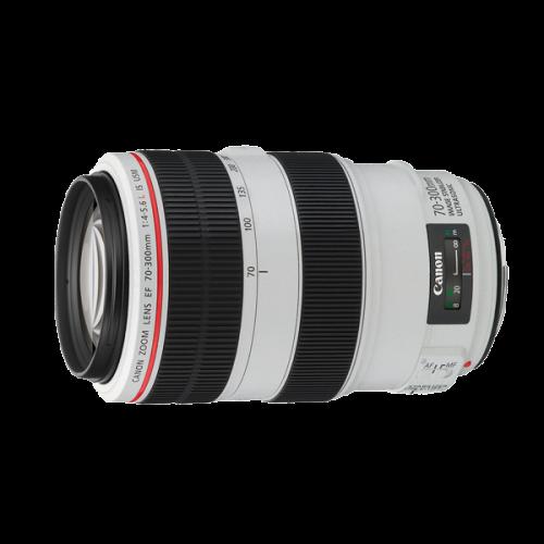 ให้เช่าเลนส์ Canon 70-300 f/4-5.6L IS