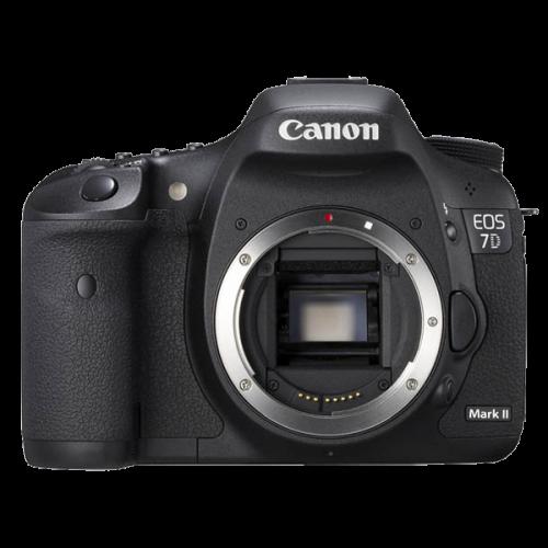 ให้เช่ากล้อง Canon 7d mark ii
