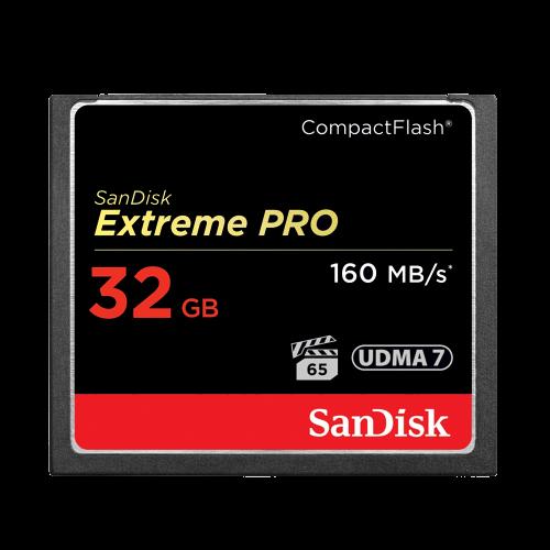 ให้เช่า CF card เร็วที่สุด Sandisk extreme PRO 160 mb/s