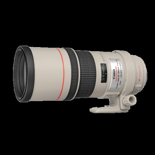 ให้เช่าเลนส์ Canon 300mm f/4L IS USM
