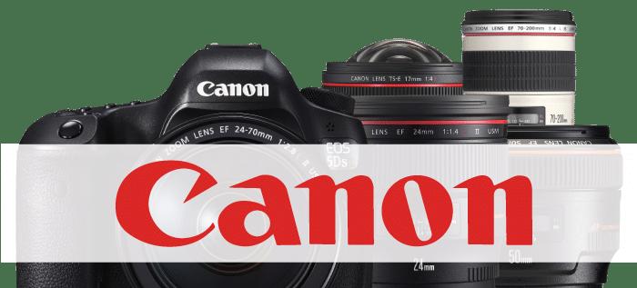 ให้เช่ากล้อง Canon ให้เช่าเลนส์ Canon