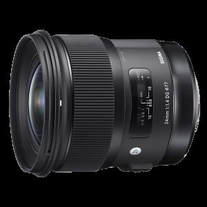 Sigma 24mm f/1.4 DG HSM Art For Nikon F-Mount