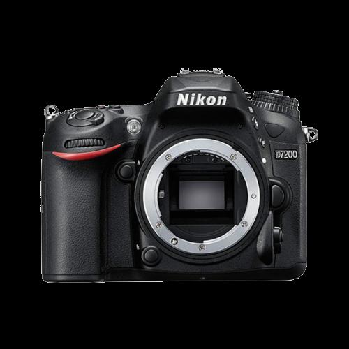 ให้เช่ากล้อง Nikon D7200