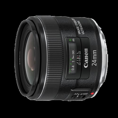 ให้เช่าเลนส์ Canon EF 24mm f/2.8 IS USM
