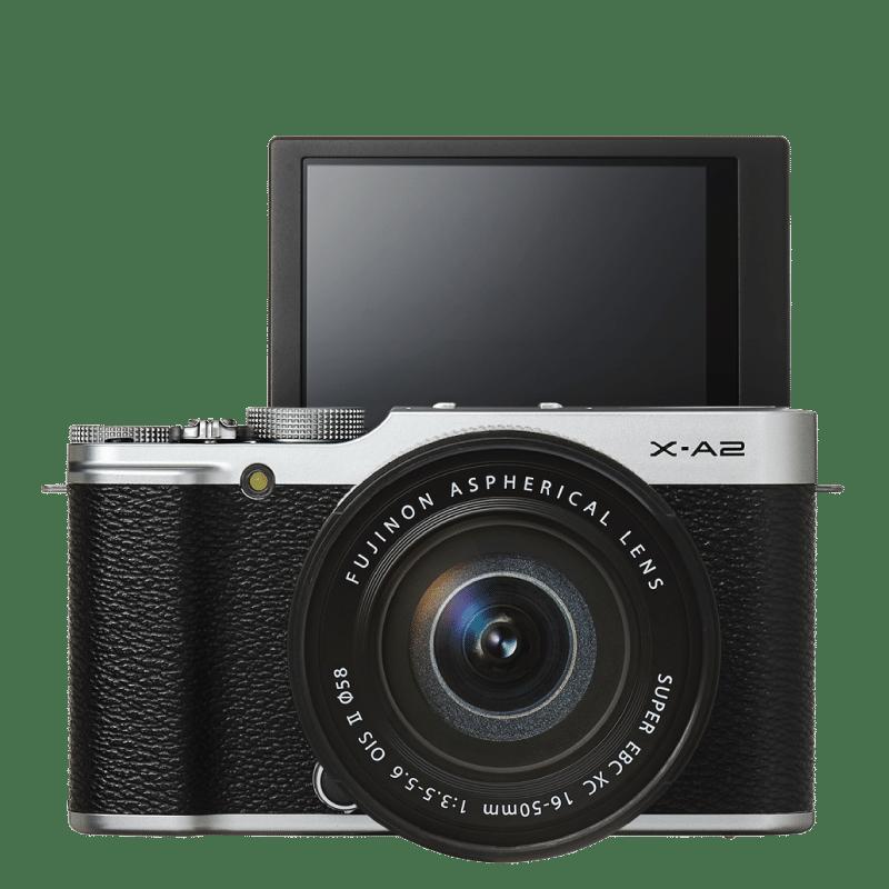 Fujifilm X A2 FUJINON XC16 50mmF35 56 OIS II