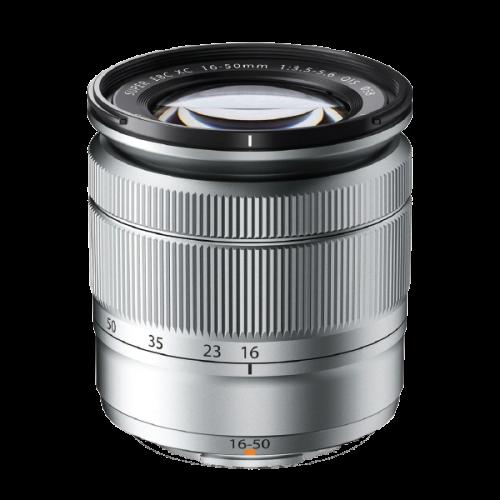 ให้เช่าเลนส์ Fujifilm 16-50-Silver