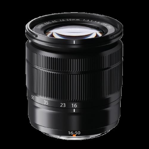 ให้เช่าเลนส์ Fujifilm 16-50-black