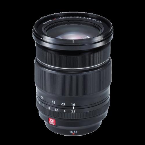 เลนส์ Fujifilm 16-55mm f/2.8