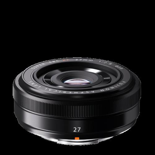 เลนส์ Fuji XF 27mm f/2.8