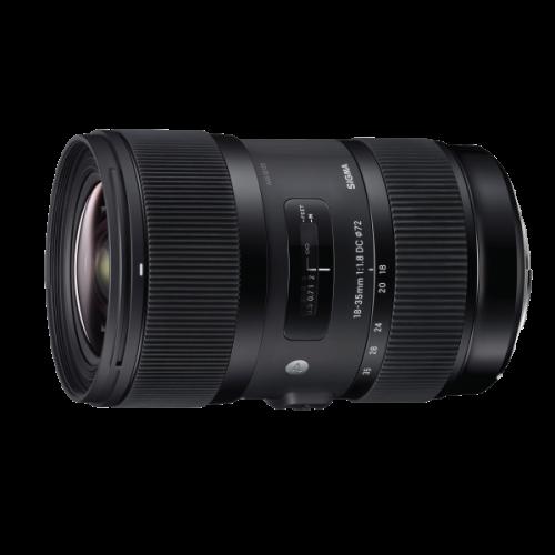 เลนส์ Sigma 18-35mm