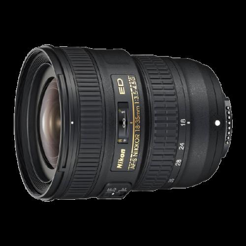 เลนส์ Nikon 18-35mm