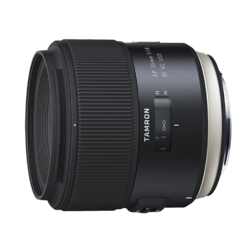 เลนส์ tamron 35mm f/1.8 VC