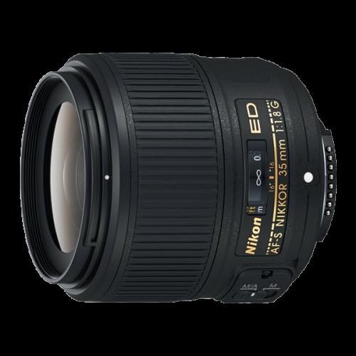เลนส์ Nikon AF-S 35mm f/1.8G ED