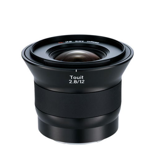 เลนส์ zeiss-12 Fujifilm