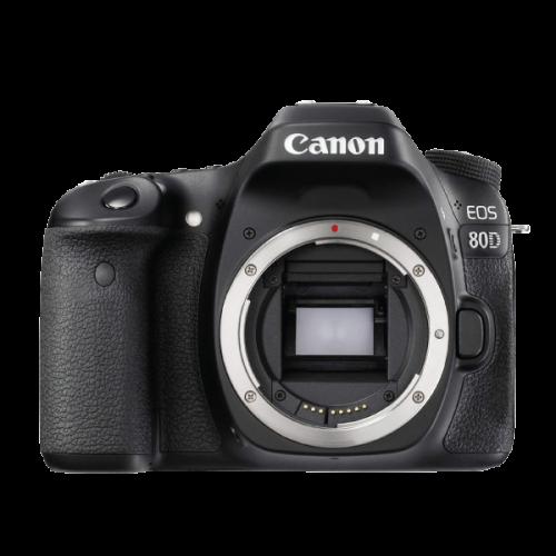 ให้เช่ากล้อง canon 80d