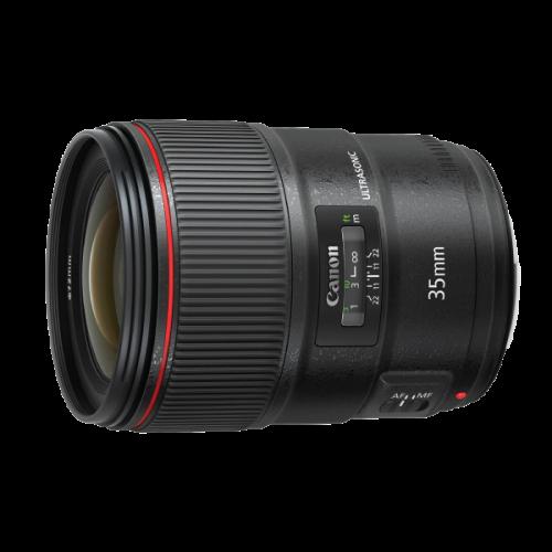 ให้เช่าเลนส์ Canon 35mm f/1.4L II Version 2