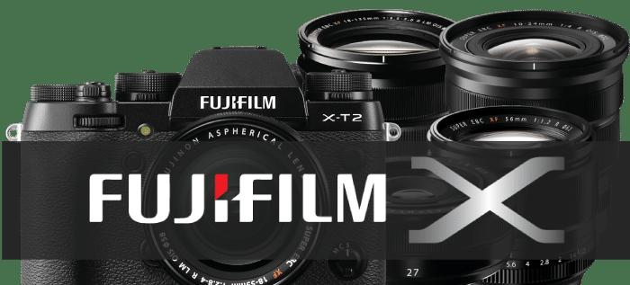 ให้เช่ากล้อง ฟูจิ ให้เช่าเลนส์ fuji