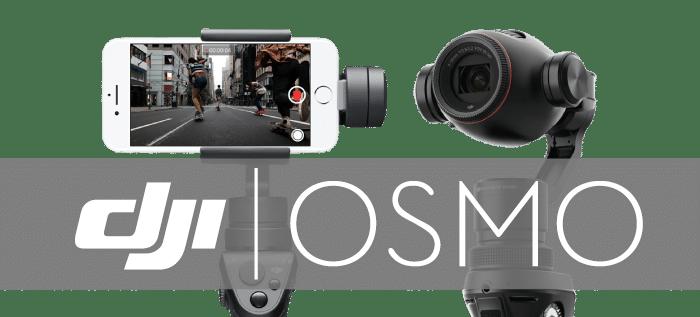 ให้เช่ากล้อง dji osmo