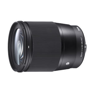 Sigma 16mm f/1.4 Contemporary DC DN for Canon EF-M mount