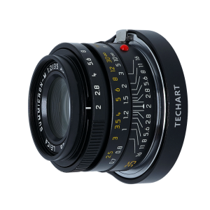 Leica Summicron-M 35mm f/2 ASPH + Techart Pro For Sony E-Mount [Auto-focus]