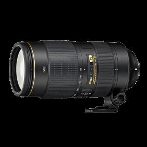 Nikon AF-S 80-400mm f/4.5-5.6G ED VR Nano