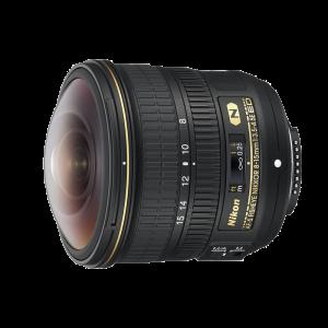 Nikon AF-S Fisheye 8-15mm f/3.5-5.6E ED Nano