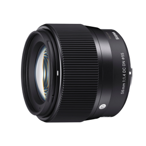 Sigma 56mm f/1.4 DC DN For Sony E-Mount