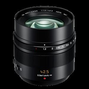 Panasonic Leica 42.5mm f/1.2 DG Nocticron ASPH OIS