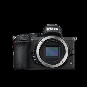 Nikon Z50 Body + FTZ [Mirrorless]