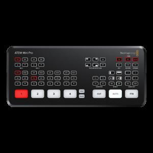 Blackmagic ATEM Mini Pro HDMI Live Stream Switcher